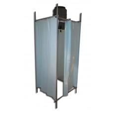 Дачный душ с электроподогревом