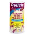 Delicia (Делиция)  Порошок против муравьев 125гр