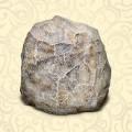 Декоративная крышка люка Камень-валун высокий