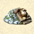 Декоративная крышка люка Винни Пух