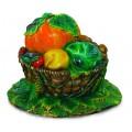 Декоративная крышка люка Корзина с Овощами
