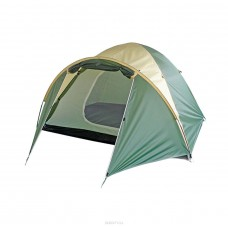 Палатка четырехместная с тамбуром