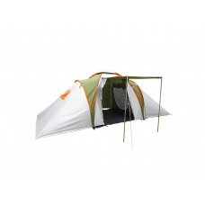 Палатка четырехместная с крыльцом