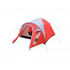 Палатка трехместная с 2-мя тамбуроми
