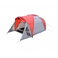 Палатка трехместная с тамбуром